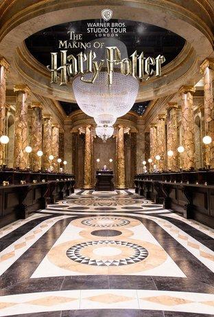 Making of Harry Potter Passport Warner Bros Studio Tour London NEW 2020 edition